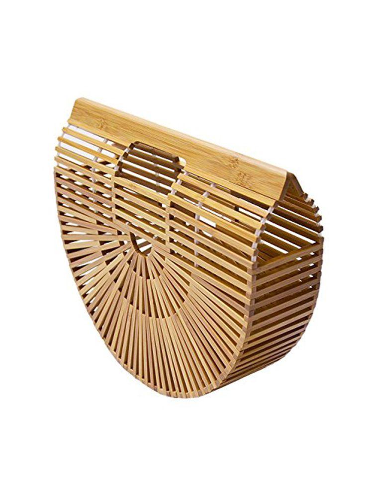 Τσάντα Bamboo καφέ Τσάντες bamboo 2 54
