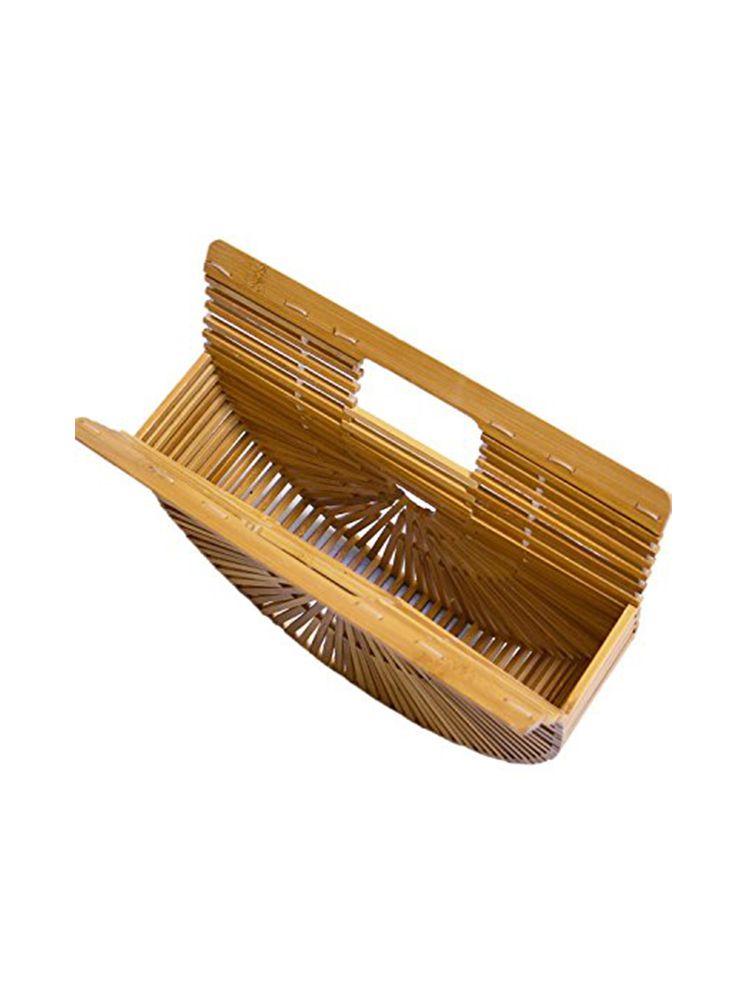 Τσάντα Bamboo καφέ Τσάντες bamboo 3 38