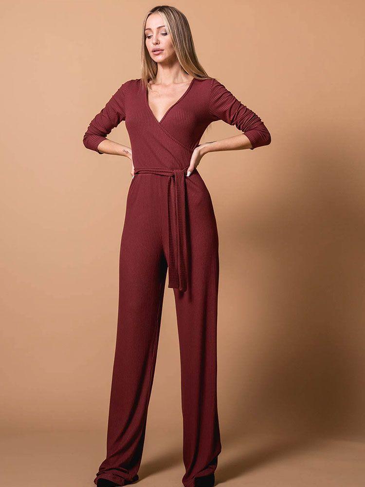Ριπ Ολόσωμη Φόρμα Κρουαζέ Μπορντό Ολόσωμες φόρμες 6 750x1000 cfd9f3e348a